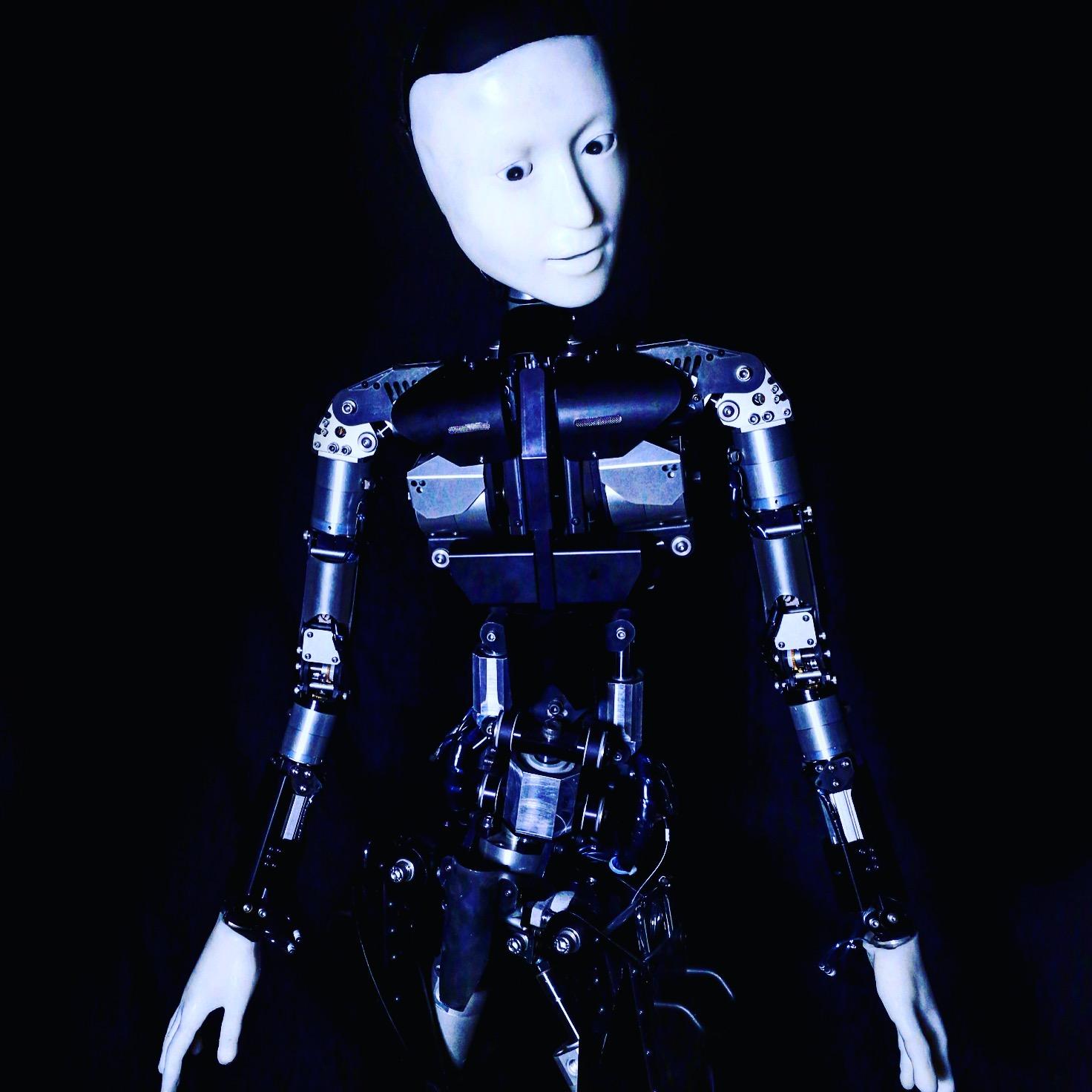 Skeleton - Ishiguro lab Osaka univiversity Justine Emard 2
